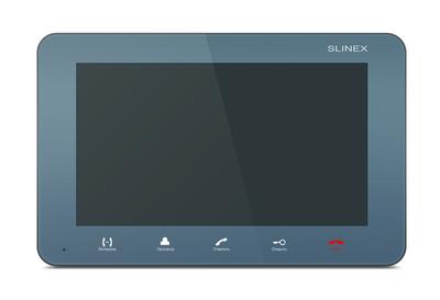 Цветной видеодомофон Slinex SM-07