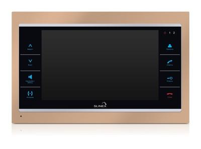 Видеодомофон Slinex SL-10M Gold