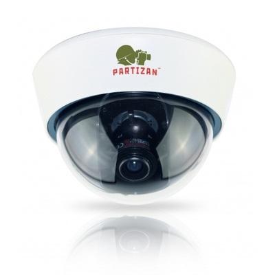 AHD Видеокамера Partizan CDM-VF32HQ-7 HD v 3.1 White