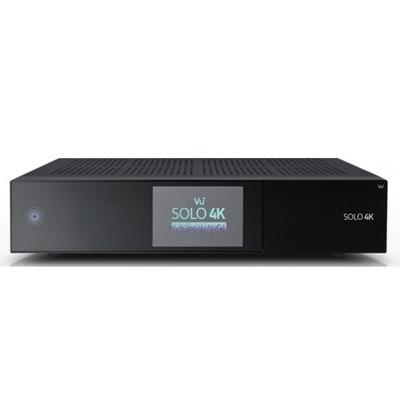 Спутниковый UHDTV ресивер VU + Solo 4K