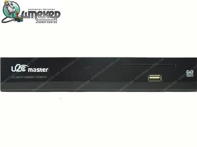 Спутниковый HDTV ресивер U2C (Uclan) Master  Plus