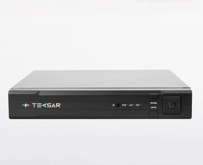 AHD Видеорегистратор TECSAR B84-2FHD2P-H