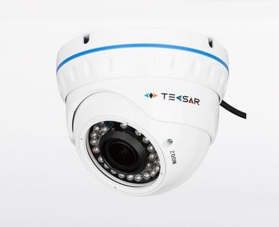 AHD Видеокамера TECSAR AHDD-1Mp-30Vfl-out
