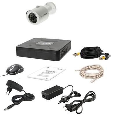 Комплект AHD видеонаблюдения TECSAR 1OUT