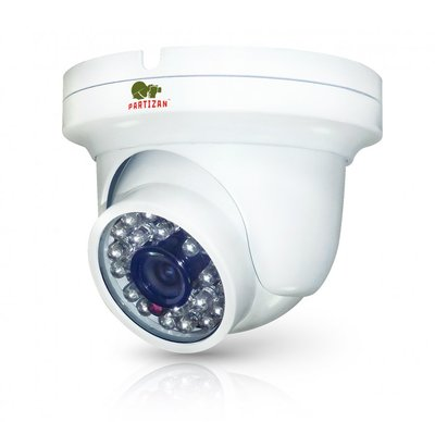 IP видеокамера Partizan IPD-1SP-IR POE