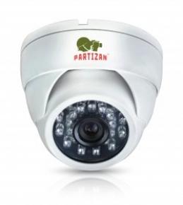 AHD видеокамера Partizan CDM-333H-IR FullHD v 3.2