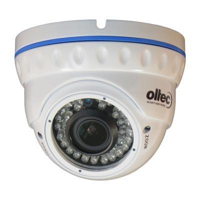 AHD видеокамера Oltec HDA-LC-972VF-W
