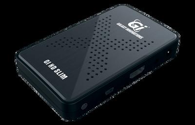 Спутниковый HDTV ресивер Galaxy Innovations GI HD Slim