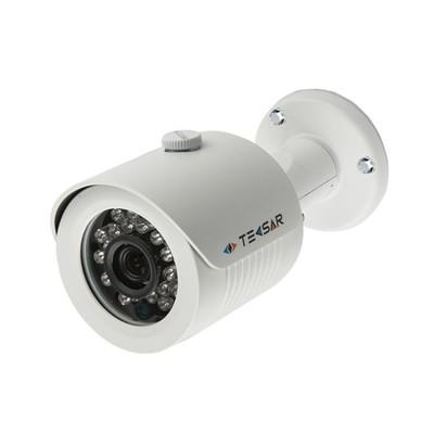 HDTVI видеокамера TECSAR AHDW-1Mp-20Fl-eco-THD
