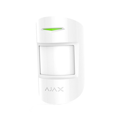 Беспроводной датчик Ajax MotionProtect white