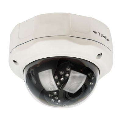 IP видеокамера TECSAR IPD-2M-30V-poe