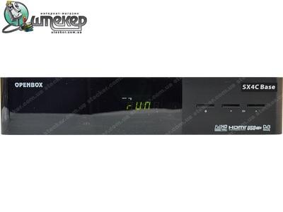 Спутниковый HDTV ресивер Openbox SX4C Base HD
