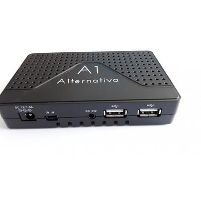 Спутниковый HDTV ресивер U2C (Uclan) A1 ternativa