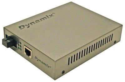 Медиаконвертер Dynamix WDM 10/100 SC 1320nm , 20Km