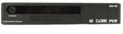 Спутниковый HDTV ресивер Romsat 55X HD
