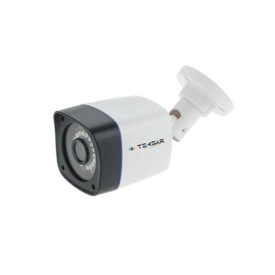 AHD видеокамера TECSAR AHDW-1Mp-20FI-light