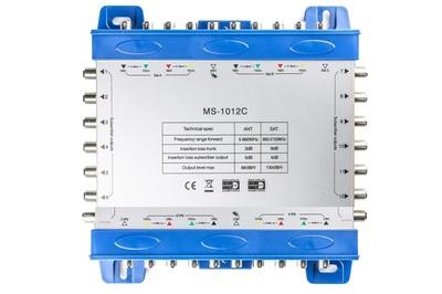 Мультисвитч каскадируемый 10/12 Gecen MS-1012C