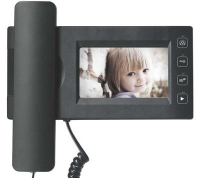 Видеодомофон + вызывная панель Sova 437R