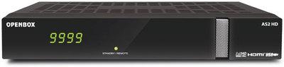 Спутниковый HDTV ресивер Openbox AS2 HD