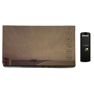 Видеодомофон + вызывная панель Sova M700R