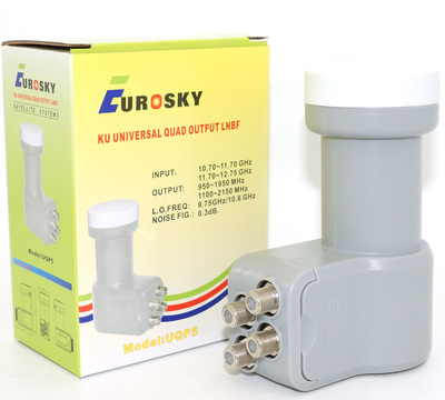 Линейный конвертер Ouad EuroSky UQP-5 Quad