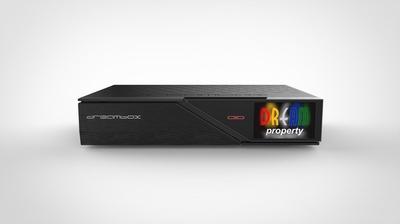 Спутниковый UHDTV ресивер Dreambox DM900 Ultra HD