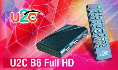 Спутниковый HDTV ресивер U2C (Uclan) B6 mini