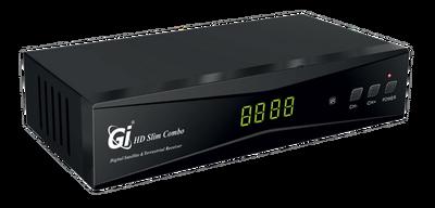 Спутниковый HDTV ресивер Galaxy Innovations Slim Combo