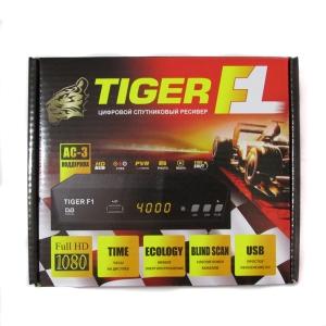 Спутниковый HDTV ресивер Tiger F1 HD