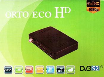 Спутниковый HDTV ресивер Orto ECO HD