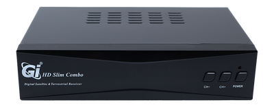 Спутниковый HDTV ресивер Galaxy Innovations Slim Combo без WI-FI