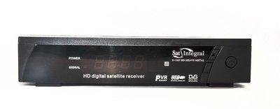 Спутниковый HDTV ресивер Sat-Integral S-1227 HD Heavy Metal