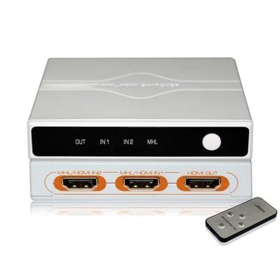 Коммутатор HDSW Kitay HDSW 3x1 MHL HDSW0301M1