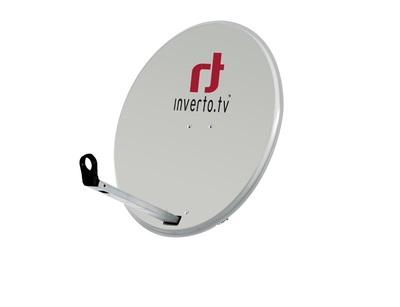 Спутниковая антенна алюминевая Inverto IDLB-ALCF92-KULGO-LPS