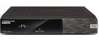 Спутниковый HDTV ресивер Openbox Formuler F4 Turbo T2