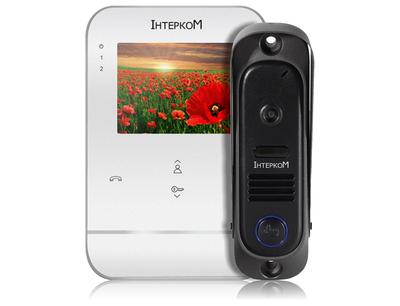 Видеодомофон + вызывная панель Intercom IM-11