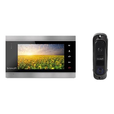 Видеодомофон + вызывная панель Intercom IM-12