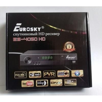 Спутниковый HDTV ресивер EuroSky 4050 HD