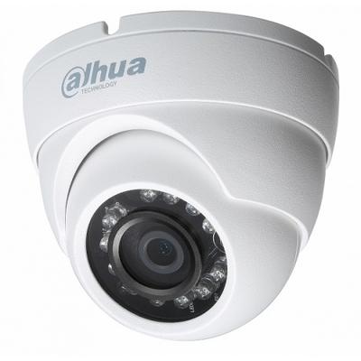 HDCVI mini видеокамера Dahua DH-HAC-HDW1000M-S2 3.6 мм gray