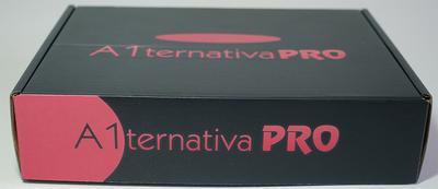 Спутниковый HDTV ресивер U2C A1ternativa PRO