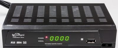 Спутниковый HDTV ресивер Sat-Integral S-1228 HD HEAVY METAL