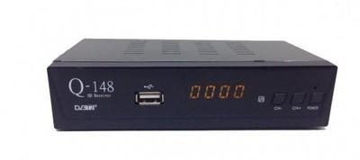 Цифровой эфирный DVB-T2 ресивер Q-SAT Q-148 IPTV