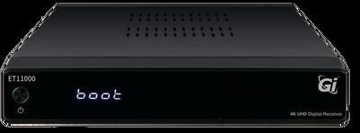 Спутниковый UHDTV ресивер Galaxy Innovations GI ET11000 4K