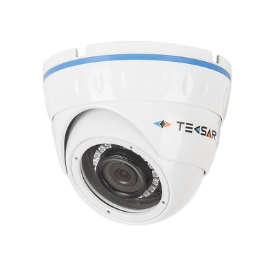AHD Видеокамера TECSAR AHDD-20F2M-out 2,8 мм