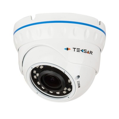 AHD Видеокамера TECSAR AHDD-30V2M-out
