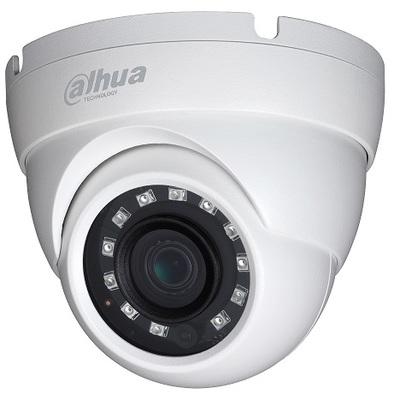 HDCVI WDR видеокамера Dahua DH-HAC-HDW2401MP (2.8 мм)