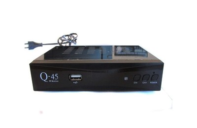 Спутниковый HDTV ресивер Q-SAT Q-45 HD