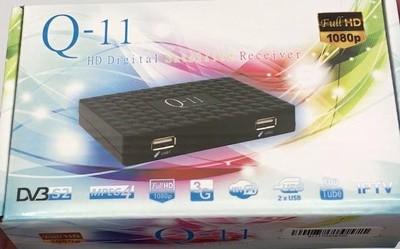 Спутниковый HDTV ресивер Q-SAT Q-11 HD