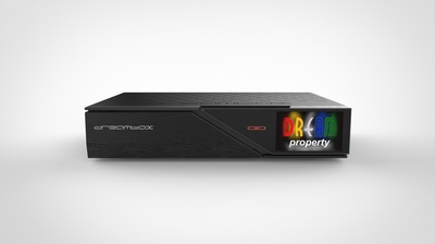 Спутниковый UHDTV ресивер Dreambox DM900 UHD TRIPLE 2x S2X MultiStream / 1x C/T2