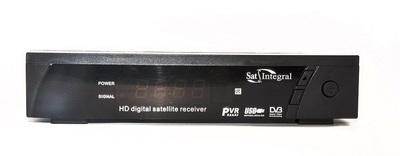 Спутниковый HDTV ресивер Sat-Integral S-1248 HD HEAVY METAL